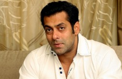 Salman Khan in white