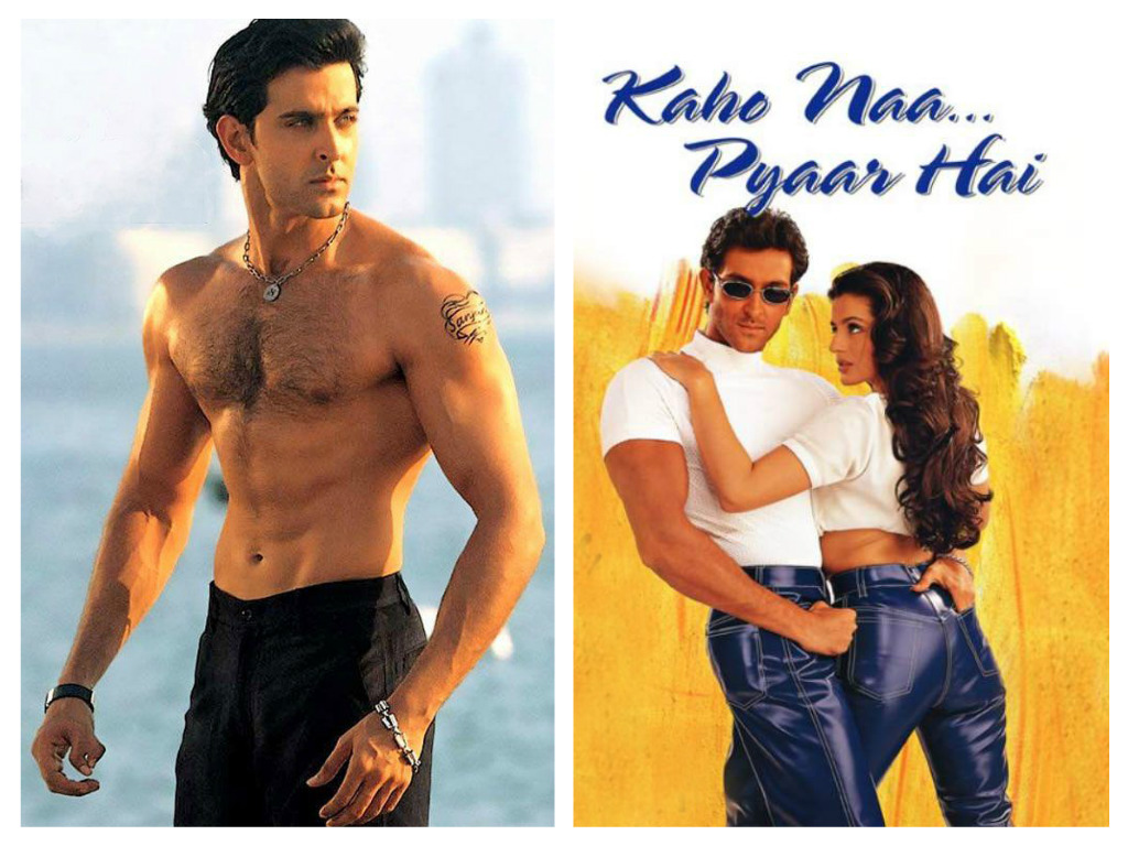 "Hrithik Roshan in ""Kaho Na..Pyaar Hai"" - Bollywood Bubble ..."