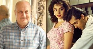 Madhuri Dixit was paid more than Salman Khan in Hum Aapke Hain Koun