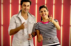 Deepika Padukone shares a cute video of Ranbir Kapoor
