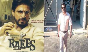 Revealed - Nawazuddin Siddiqui's look in 'Raees'