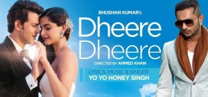 Watch - Hrithik Roshan romancing Sonam Kapoor in 'Dheere Dheere'