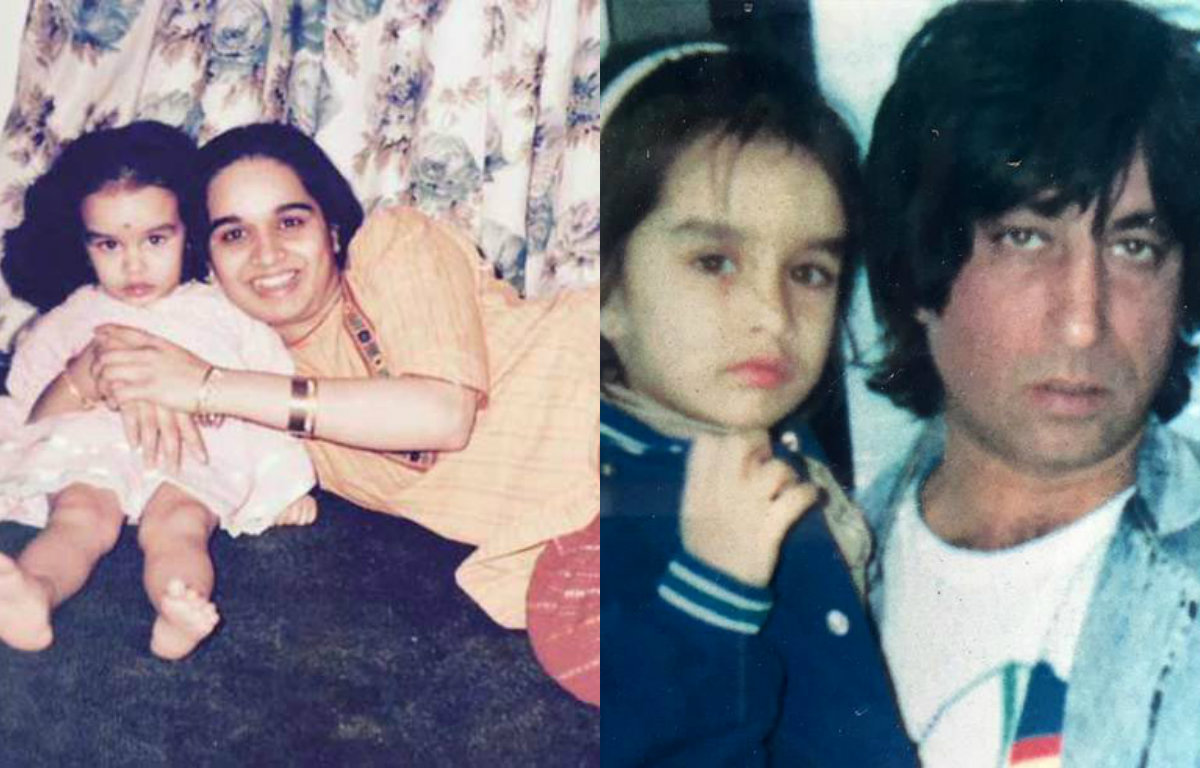 In pictures: Rare childhood photos of Shraddha Kapoor ...