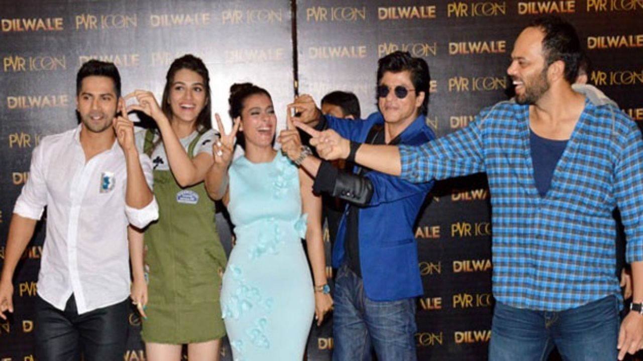Day 5 Shah Rukh Khan S Dilwale Moves Steady At The Box Office