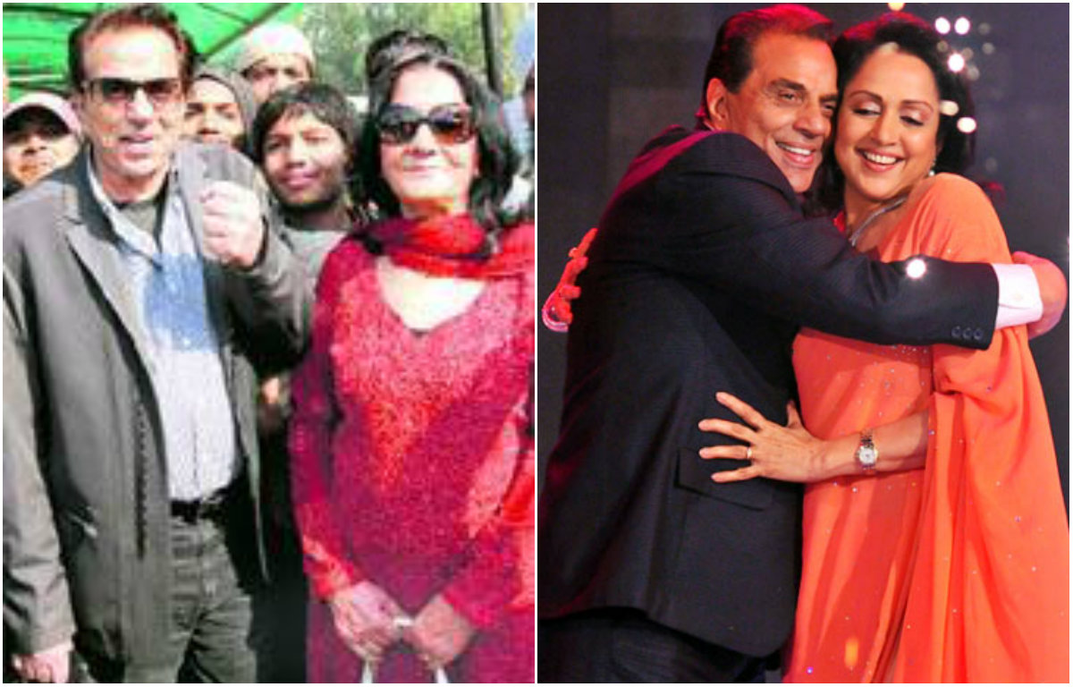 Happy Birthday Dharmendra! Here are some lesser known facts about ... for Prakash Kaur And Hema Malini  59nar