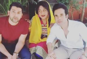 Watch - Aftab Shivdasani & Tusshar Kapoor get naughty with Chutki in Shopkeeper dubsmash