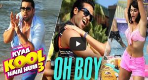 Watch - Oh Boy song - Kyaa Kool Hain Hum 3 | Tusshar Kapoor - Aftab Shivdasani - Mandana Karimi