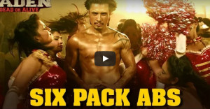 Check out: The new peppy track 'Six Pack Abs' from 'Tere Bin Laden: Dead or Alive' featuring Ali Zafar