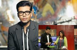 Karan Johar cooking