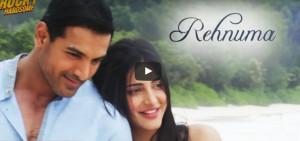Watch - 'Rehnuma' - song | 'Rocky Handsome' | John Abraham & Shruti Haasan