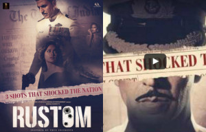 INTRIGUING! Check out the fantastic motion poster of Akshay Kumar's 'Rustom'