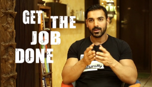 WATCH: John Abraham in the making of 'Loan Shark' action sequence from 'Rocky Handsome'