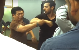 WATCH: John Abraham rehearses action sequences for 'Rocky Handsome'