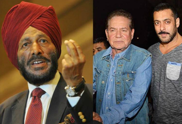 Bollywood hasn't done any favours with biopic: Milkha Singh hits back at Salim Khan