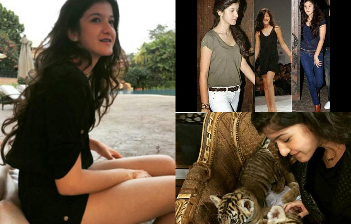 Sonam Kapoor's cousin Shanaya Kapoor is Bollywood ready and how!
