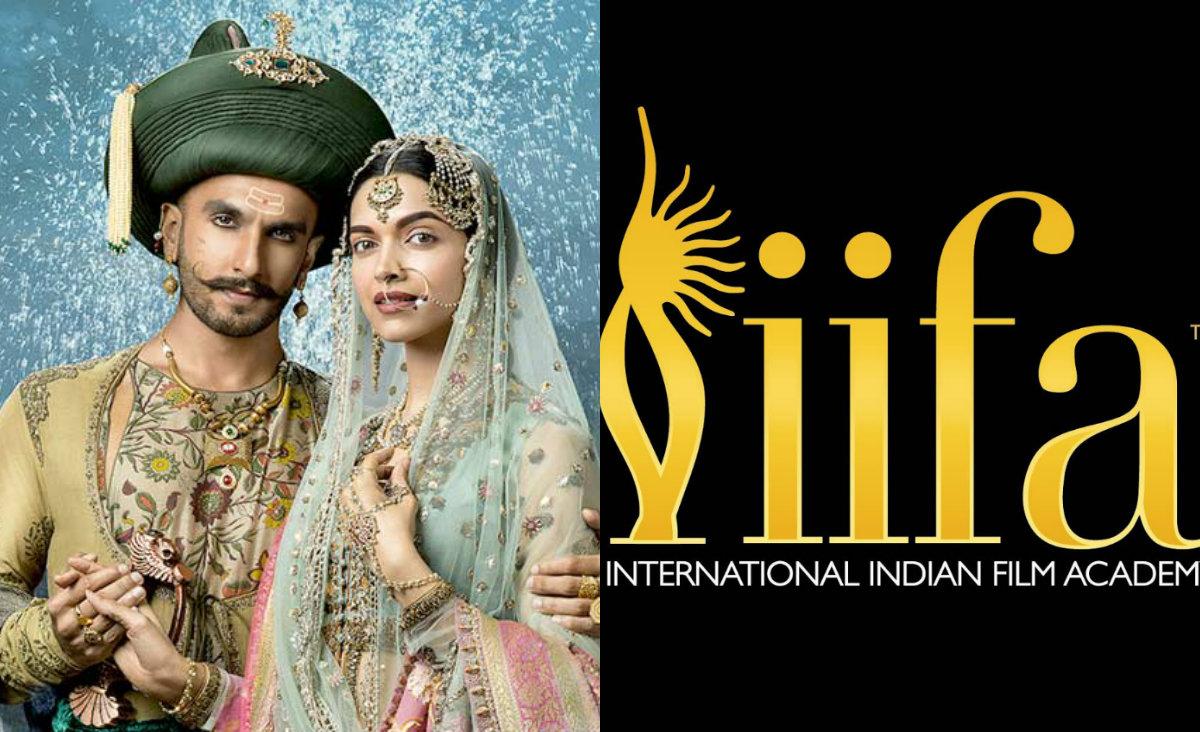 Deepika Padukone and Ranveer Singh starrer 'Bajirao Mastani' leads IIFA nomination pack