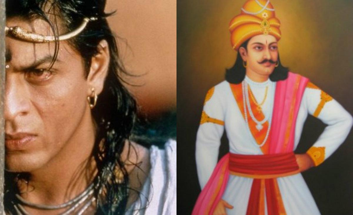 King Ashoka in 'Asoka'