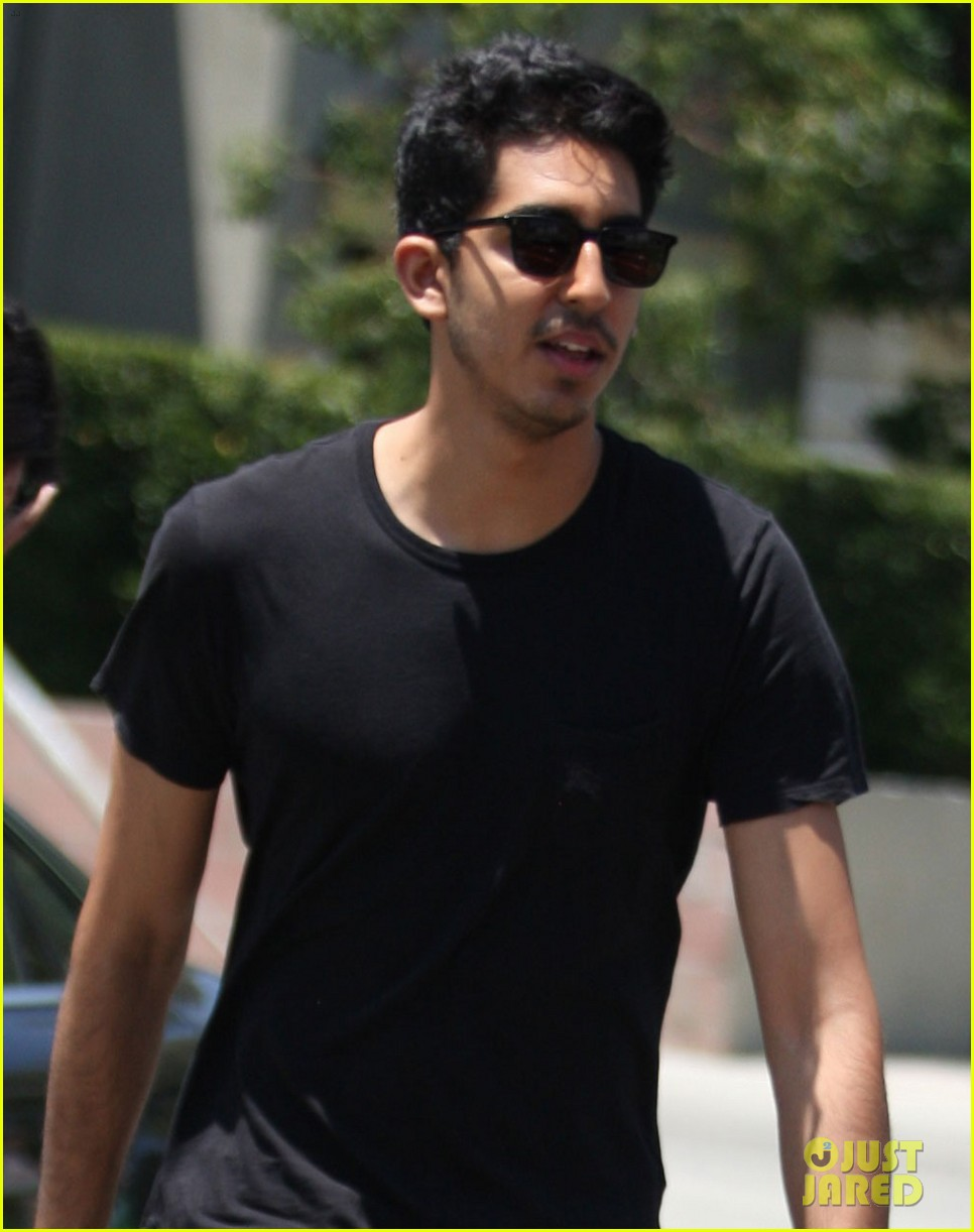 Dev Patel's transformation - Then and now - Bollywood Bubble