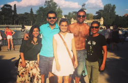 Photos: Dia Mirza and Sahil Sangha's Holiday Pictures are pleasant