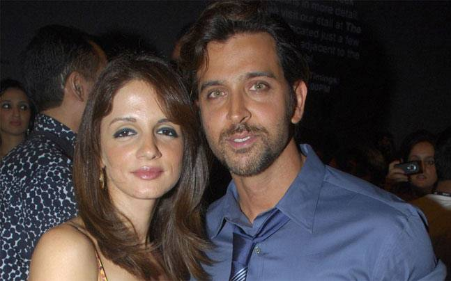 Hrithik Roshan and Sussanne Khan's 17-year-long romance ended