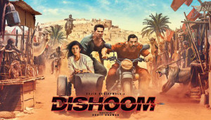 WATCH: John Abraham and Varun Dhawan in action packed trailer of 'Dishoom'