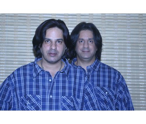 Rahul Roy and Rohit Roy
