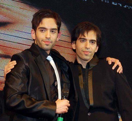 Luv Sinha and Kush Sinha