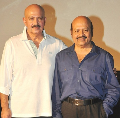 Rakesh Roshan and Rajesh Roshan