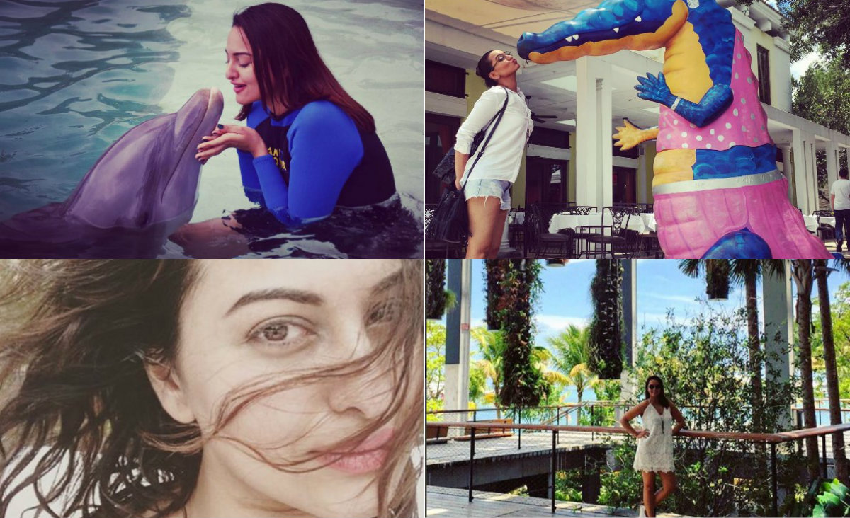These Bollywood celebrities give us real vacation goals! 6