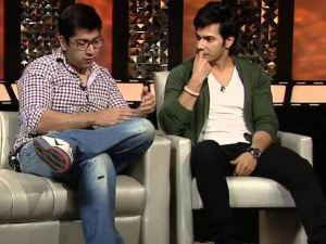 WATCH: Varun Dhawan in a war with his brother Rohit!