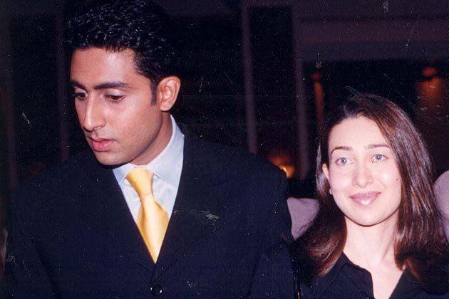 Abhishek Bachchan and Karisma Kapoor's bitter separation