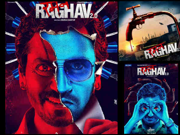 Poor opening for 'Raman Raghav 2.0', '7 Hours To Go', 'A Scandall', 'Junooniyat'