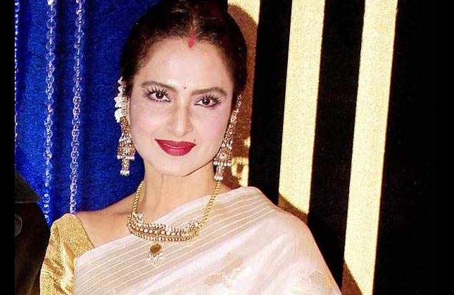 Rekha's 'sindoor' stirred up a huge controversy