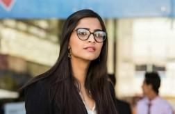 Sonam Kapoor in specs