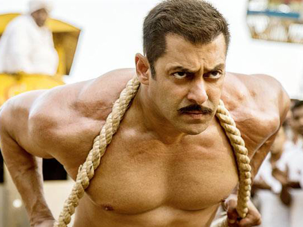Salman Khan's 'Sultan' earns Rs 37-38 crore on Day 1