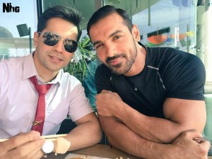Watch: Varun Dhawan and John Abraham's crazy dancing will make your day