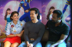 Watch: Exclusive interview with Tiger Shroff, Jacqueline Fernandez and Remo D'Souza