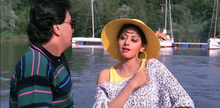 Chandni O Meri Chandni - Chandni (1989)