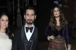 Did Kareena Kapoor wish Shahid Kapoor on becoming a father?