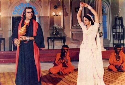 Main Teri Dushman, Dushman Tu Mera - Nagina (1986)