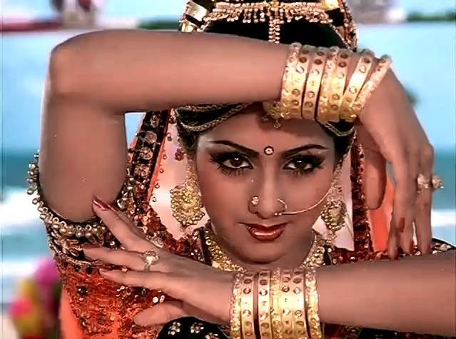 Naino Mein Sapna - Himmatwala (1983)
