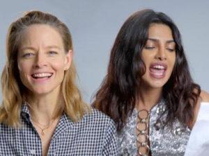 WATCH: Priyanka Chopra recreates Britney Spears' 'Toxic' with Jodie Foster