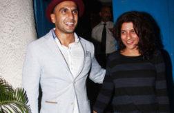 Zoya Akhtar on casting of Ranveer Singh