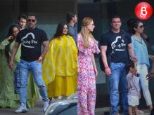 Salman Khan celebrates Raksha Bandhan with family and ladylove Iulia Vantur