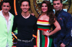 Tiger Shroff opens up on working with Karan Johar in 'Student Of The Year 2'