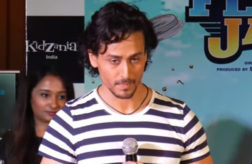 Watch: Tiger Shroff reacts on Shah Rukh Khan being detained in United States