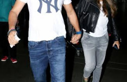 Yuvraj Singh and Hazel Keech snapped together at Mumbai airport