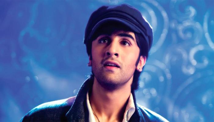 Raj in 'Saawariya'