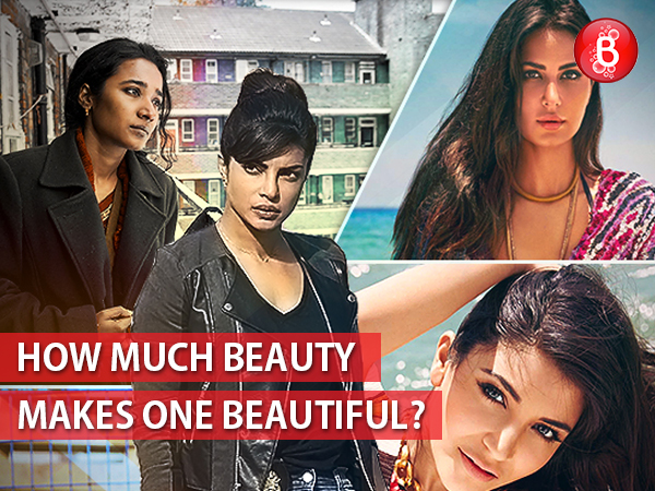 Is the extreme contrast of Indian beauties in Bollywood and Hollywood justified?