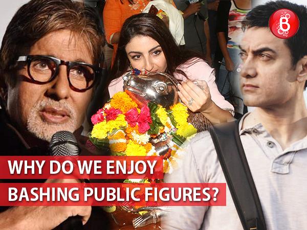 Amitabh Bachchan, Aamir Khan, Soha Ali Khan